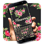 Flowers Keyboard