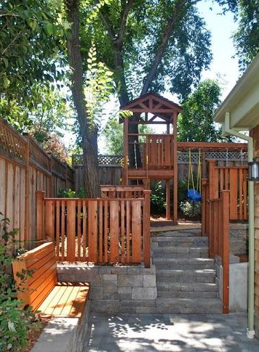 围栏的设计思路