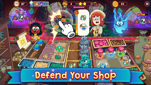 Potion Punch 2: Fantasy Cooking Adventures Apk 2