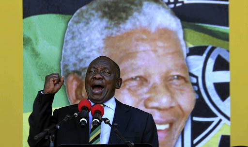 For most whites, President Cyril Ramaphosa is the second-best black thing that has ever happened - after Mandela, says the writer.