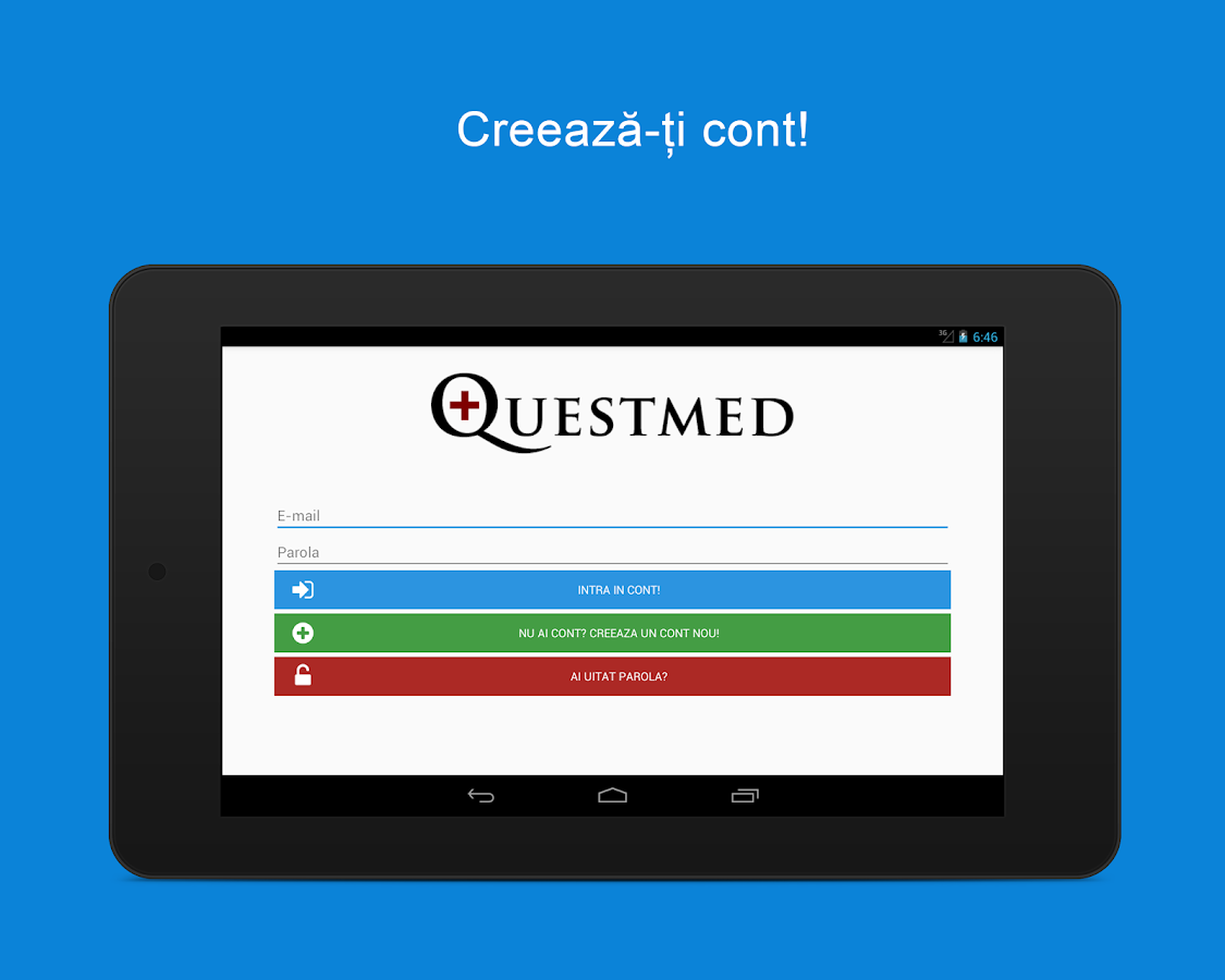 Questmed | Rezidentiat 2017- screenshot