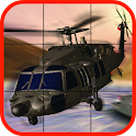 Helicopter Air Strike: Puzzle icon