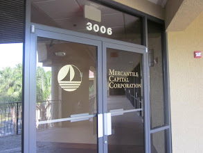 Photo: Officially moved out of Mercantile Capital Corporation's Altamonte Springs office, but you can still find us at www.504Experts.com!