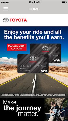 Toyota Card