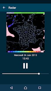Météo-France- screenshot thumbnail
