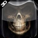 Skull Cube Live Wallpaper icon