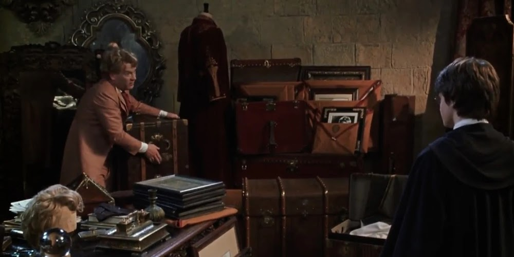 Harry potter and the chamber of secret