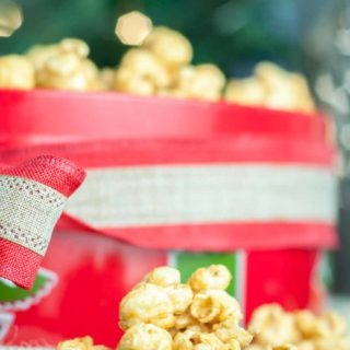 Caramel Corn With Microwave Popcorn Recipes