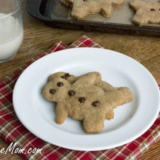 Sugar Free Grain Free Soft Gingerbread Cookies