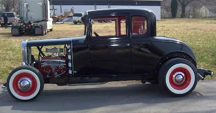 Photo: Old car