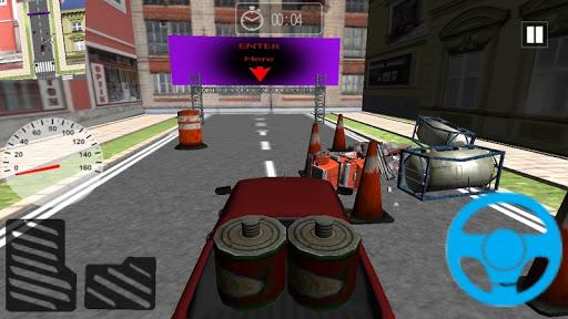 Crazy City Cargo Drive