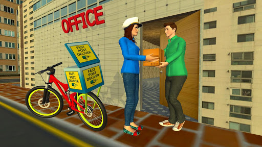 Working Mom Delivery Girl New Family Game 1.0 screenshots 2