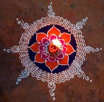 Diwali Rangoli Hd Designs - screenshot thumbnail 06