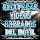 Recuperar Videos Borradas del Movil Gratis Guide icon