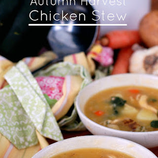 Autumn Harvest Chicken Stew