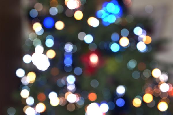 luci di natale .. giorno di festa di paolo_ross