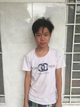 Photo: Dao Uy Tin (male), Birthday: 09/12/2001, School: interrupted, Address: Dieu Giac Orphanage, Health: good.