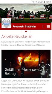 Feuerwehr Stadtlohn - náhled