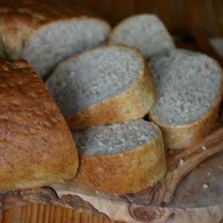 Finnish Rye Bread (RuisreikäLeipä) Recipe