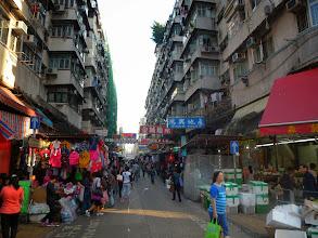 Photo: Street venders