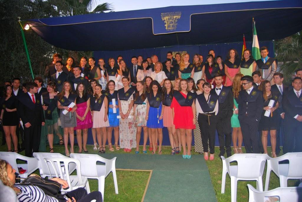 Graduación 2013