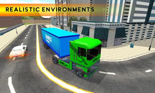 Truck Parking - Real 3D Truck Simulator cheat hacks