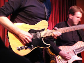 Photo: Mike Stern and Tom Kennedy