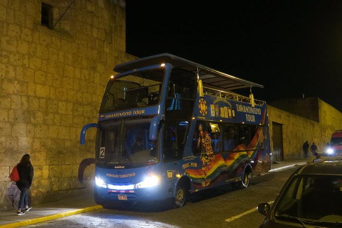 Perú bus: conoce también las empresas de turismo.