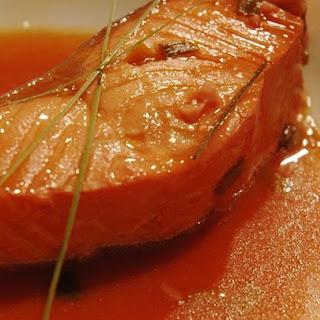 Citrus Poached Salmon Recipes