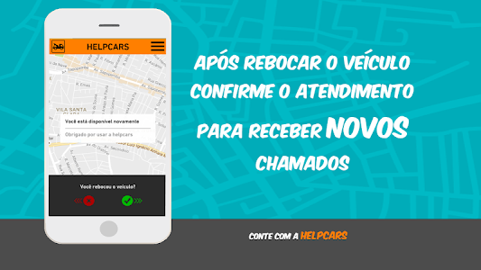 Guincho app para Socorristas screenshot 3