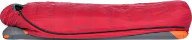 Big Agnes Gunn Creek 30F Sleeping Bag - Synthetic Red Regular Length alternate image 0