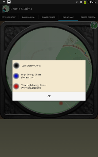 Ghosts PRO - screenshot