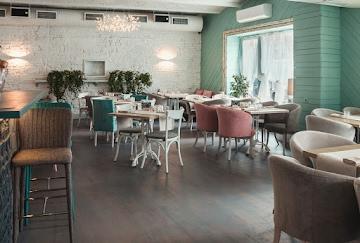 Ресторан Catch на Петровке