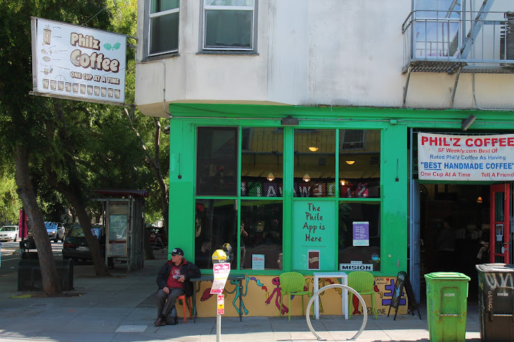 Storefront - Philz on 24th