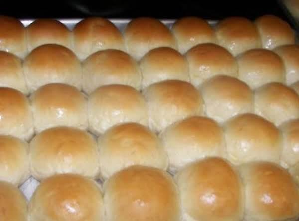 Easy Sour Dough Rolls