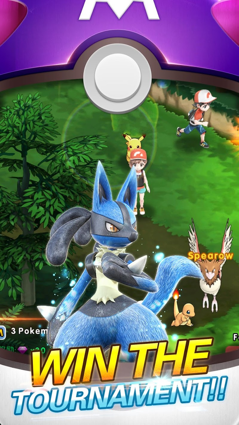 Free Download Monster Canyon-City of Dragon Trainers Cheat APK MOD