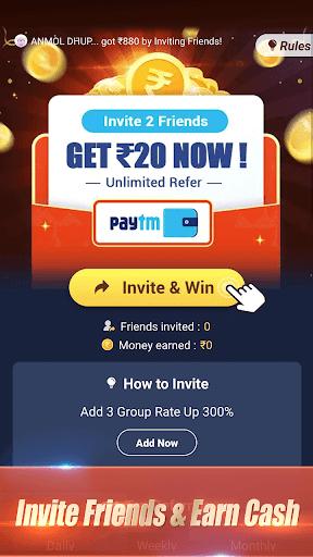 GALO - Earn money Play games apkdebit screenshots 3