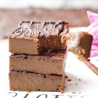 Best Fudgy Low-Calorie Sweet Potato Brownies.