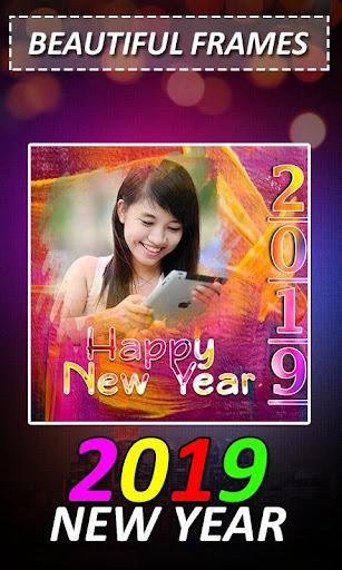 New Year Photo Frame 2019 1.0 screenshots 11