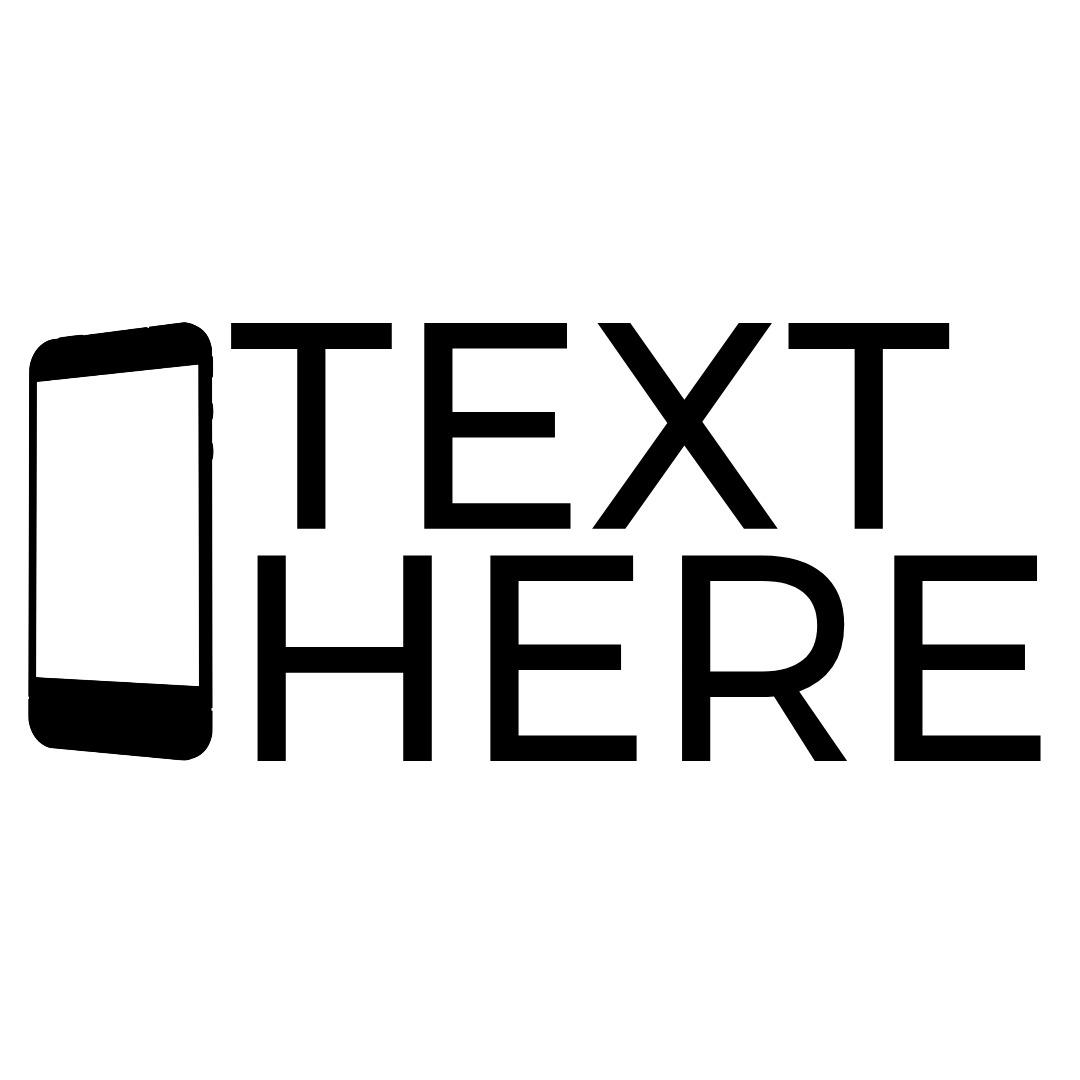 phone logo slanted