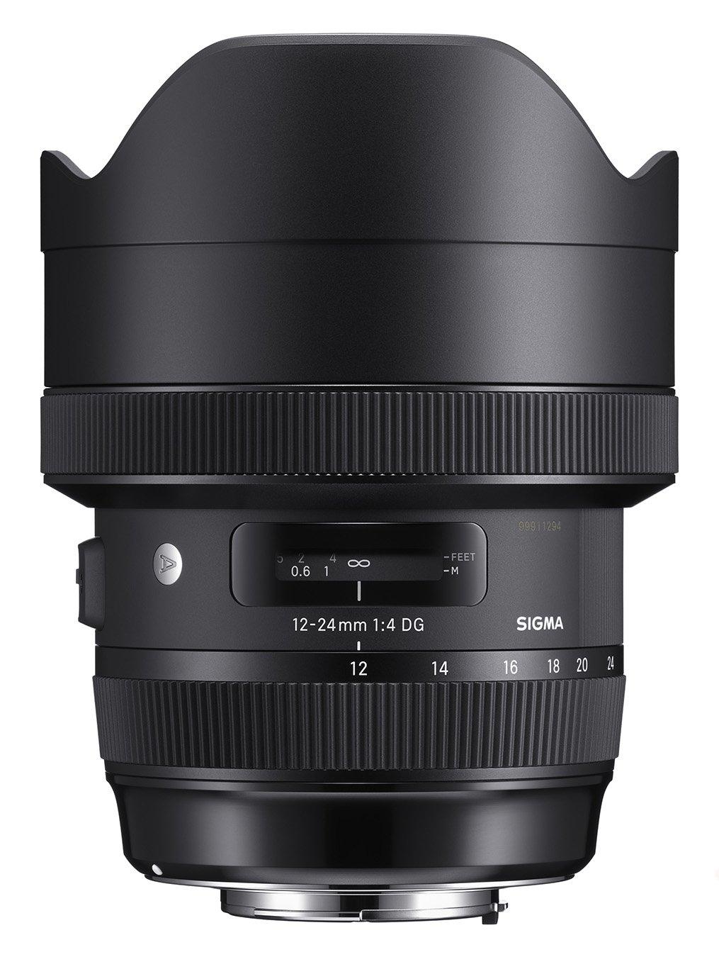 Sigma 14-24mm F/2.8 DG HSM Best Lenses For Camera In India