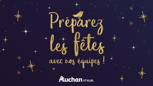 Auchan Noël