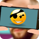 Face scanner: What smiley Icon