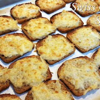 Swiss Cheese Squares.