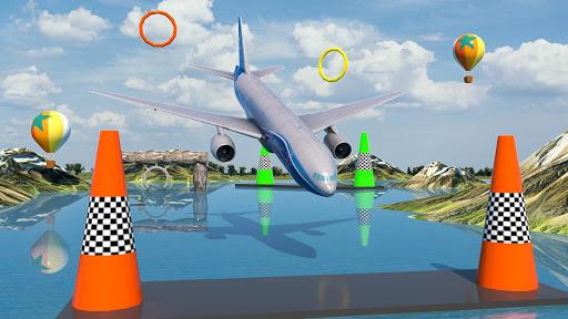 Code Triche Take off Airplane Pilot Race Flight Simulator mod apk screenshots 5