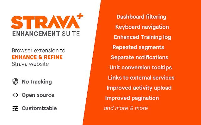 Strava Enhancement Suite BETA