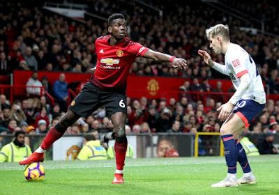 'Paul Pogba dient transferverzoek in én kent ook meteen zijn nieuwe bestemming'