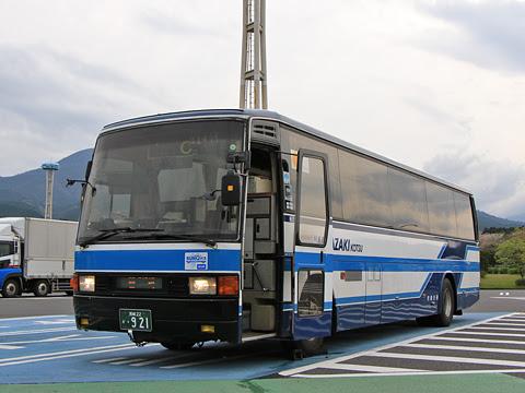 宮崎交通「はまゆう号」 ・921 霧島SAにて その2