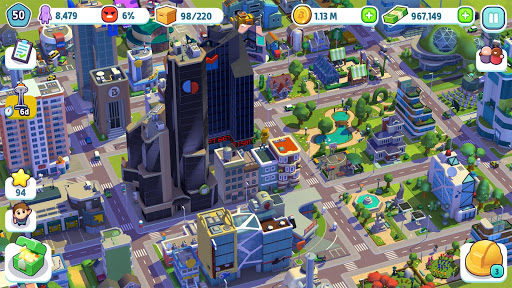 City Mania: Town Building Game  gameplay | by HackJr.Pw 6
