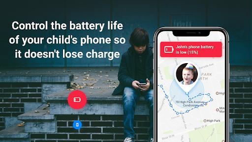 Find My Kids: Child GPS-watch & Cell Phone Tracker 1.9.9 screenshots 6